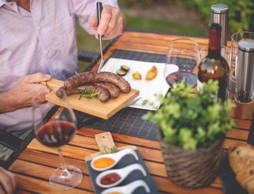 Grillsaison wird eingeläutet – JETZT Bratwürstchen & Co. bestellen